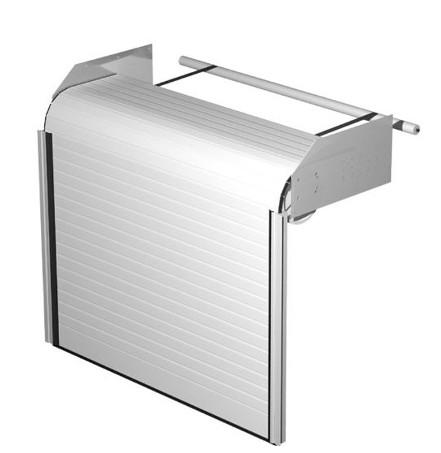 Rideau aluminium electrique sur mesure