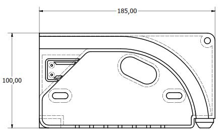 courbe rideau véhicule
