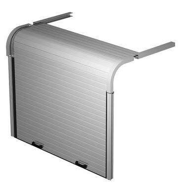 Rideaux aluminium à glissière