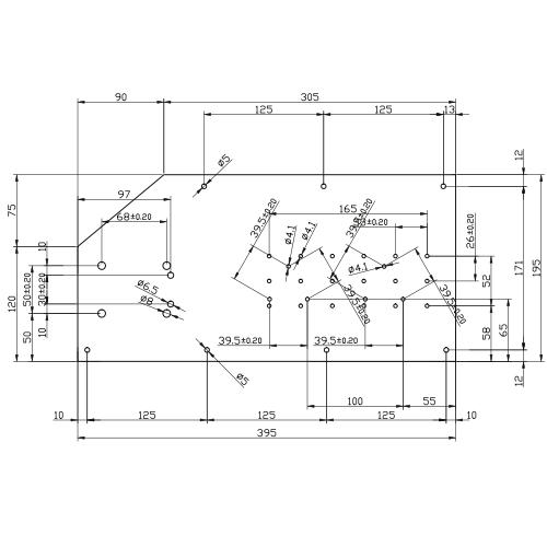 systeme enroulement pour rideau aluminium
