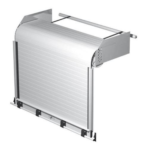 Rideaux aluminium à enroulement