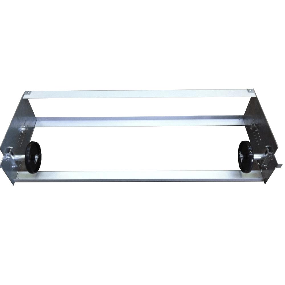 Châssis rideaux aluminium sur mesure