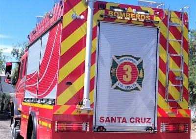 Sapeurs-pompier de Santa Cruz